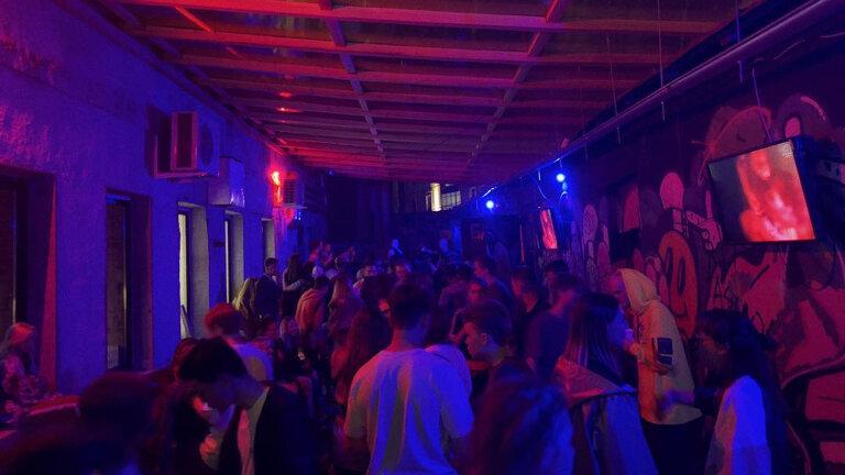 смена клуб в москве