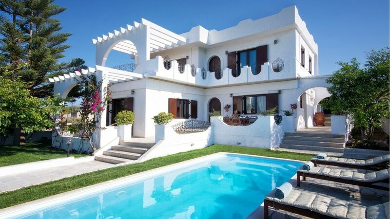 Luxury Villa Rosita pool Nature & Relax