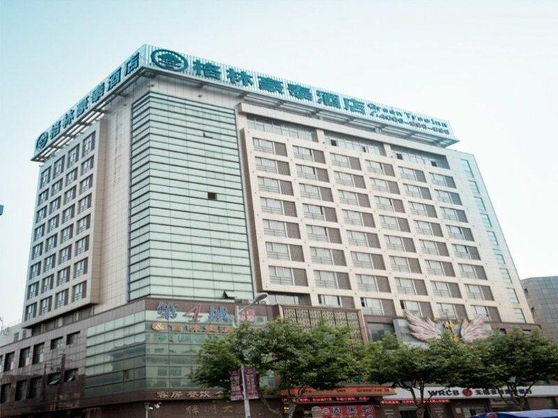 GreenTree Inn Taizhou Jingjiang Jiangping Road Shanghai City Business Hotel