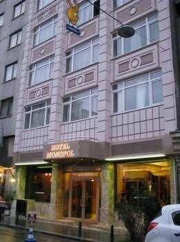 Hotel Monopol Istanbul