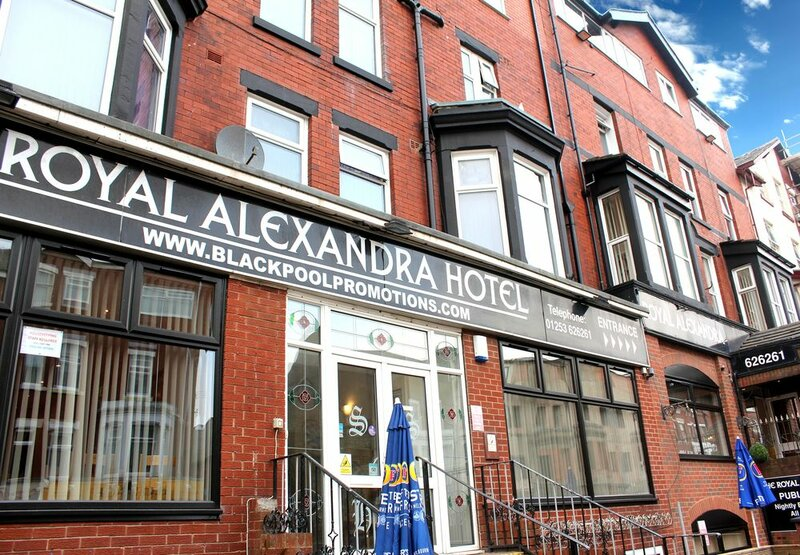 The Royal Alexandra Hotel