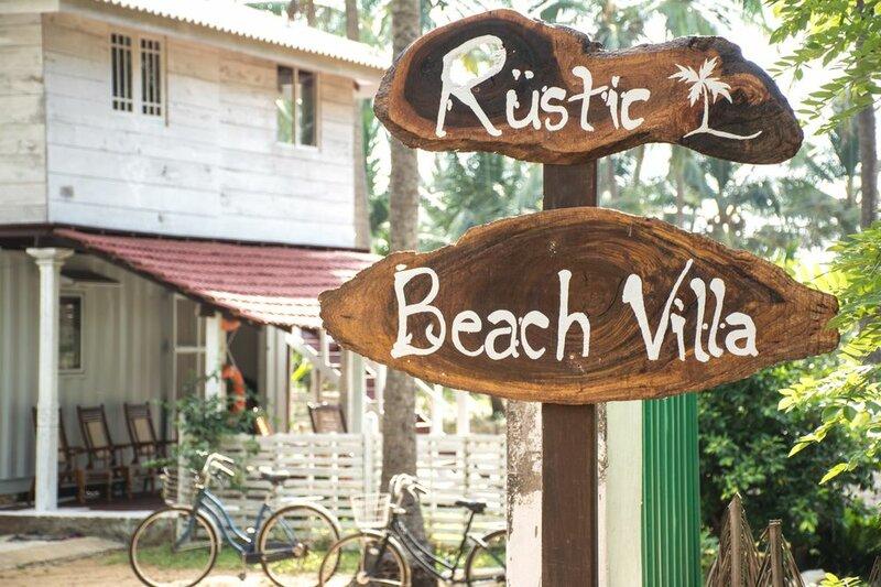 Rüstic Beach Villa