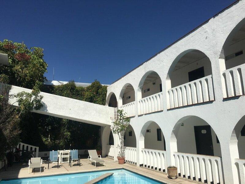 Hotel Calli Quetzalcoatl