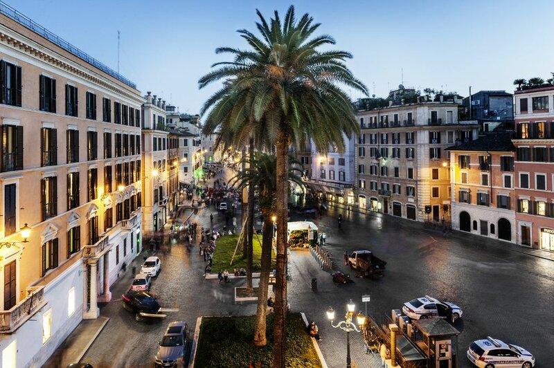 Piazza di Spagna 9