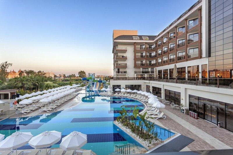 Side Glamour Resort & SPA