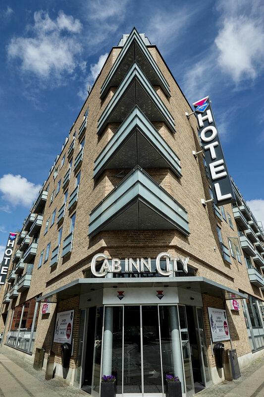 Гостиница Cabinn City