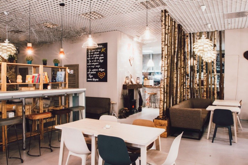 кафе — Hygge — Москва, фото №1