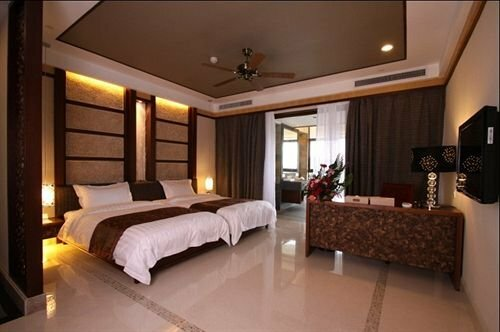 Haohanpo Gloria Hotspring Resort Nantian