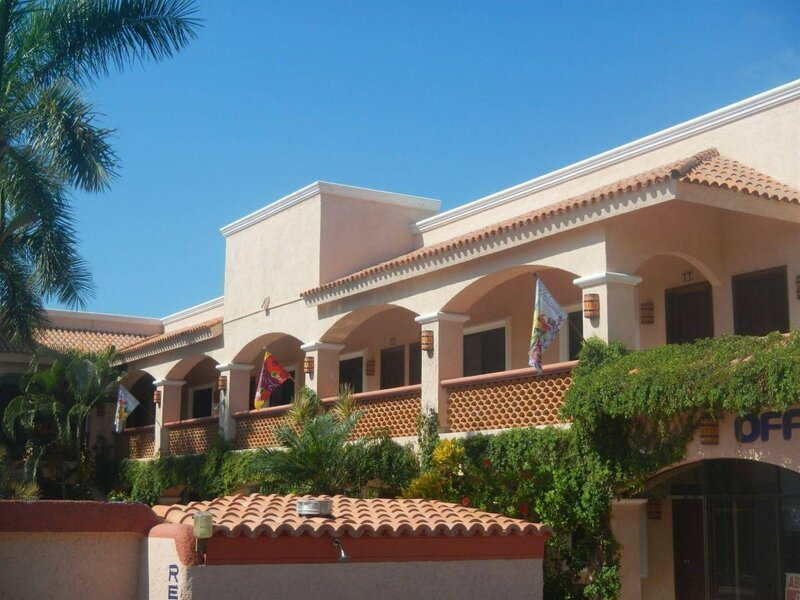 Los Barriles Hotel