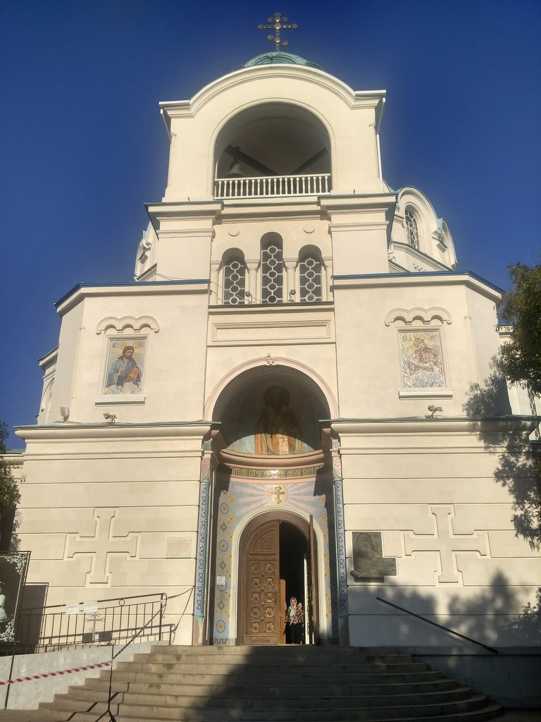 православный храм — Свято-Николаевский собор, г. Евпатория — Евпатория, фото №2