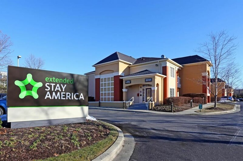 Extended Stay America - Washington, D. C. -Germantown-Town Ctr