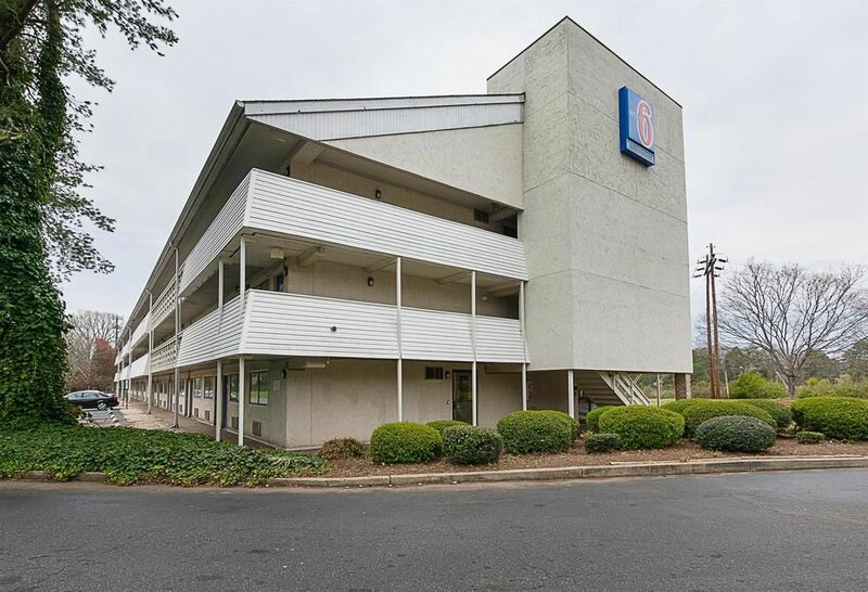 Motel 6 Charlotte, Nc - Coliseum