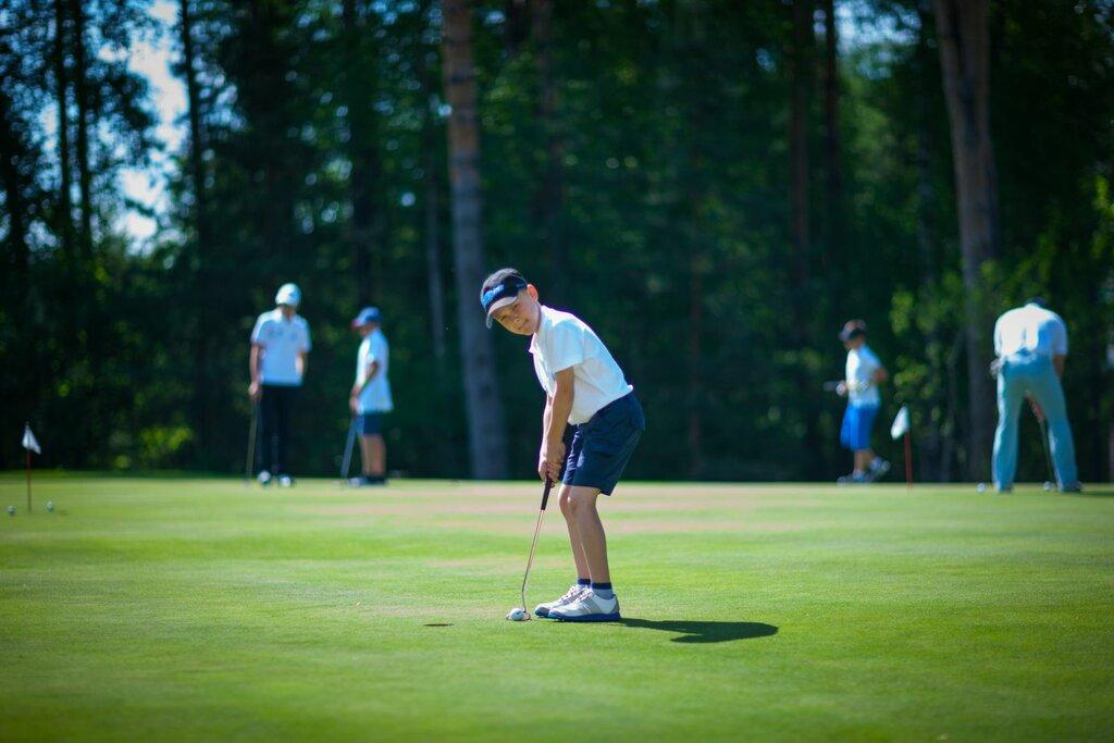гольф-клуб — Кантри Клаб — Москва и Московская область, фото №2