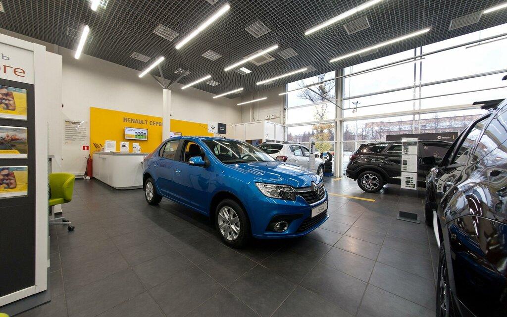 автосалон — Официальный дилер Renault Петровский Автоцентр — Мытищи, фото №4