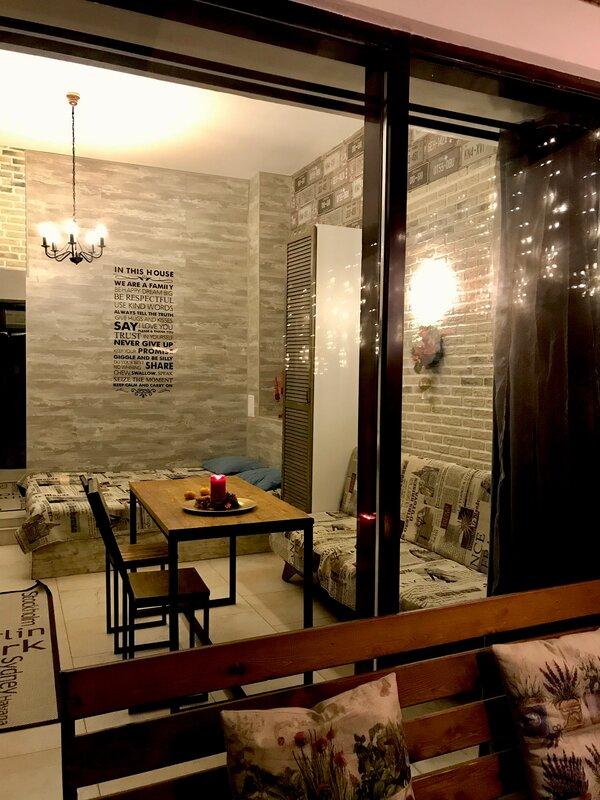 Лофт апарт-отель