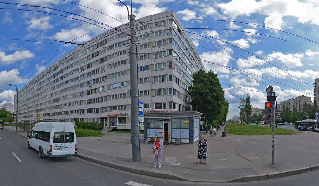 Панорама аптека — Неболейка — Санкт-Петербург, фото №1