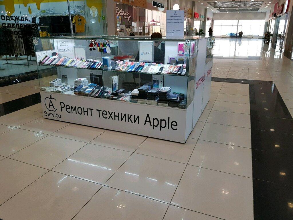 ремонт техники apple кемерово