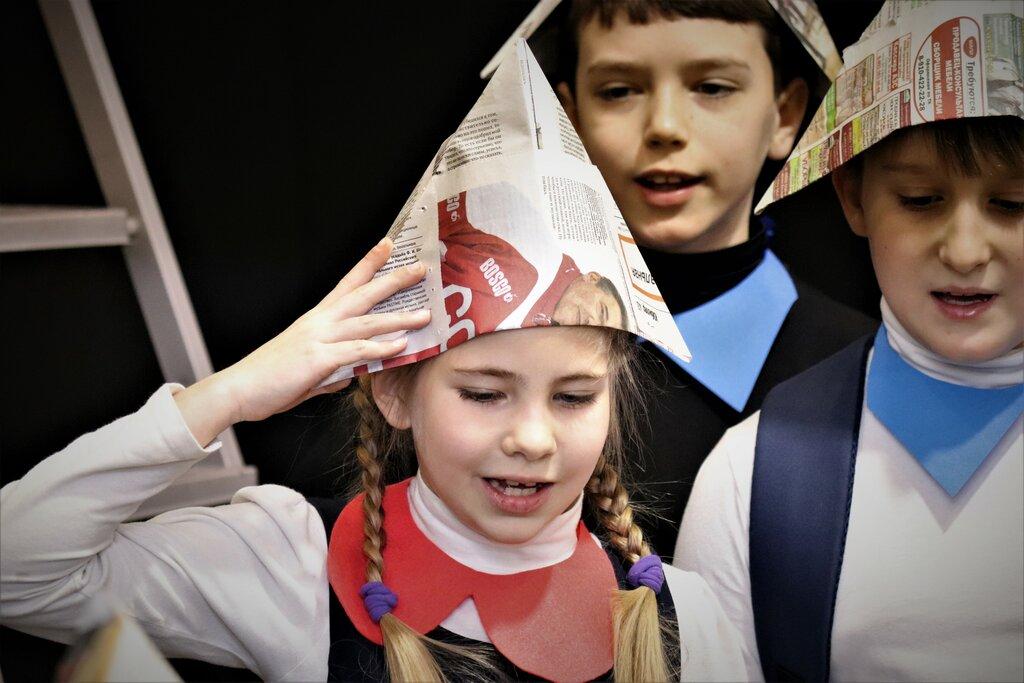 театральное и цирковое образование — Театр-студия Персонаж — Зеленоград, фото №2