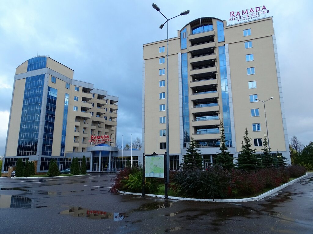 гостиница — Ramada Hotel & Suites by Wyndham — Елабуга, фото №10