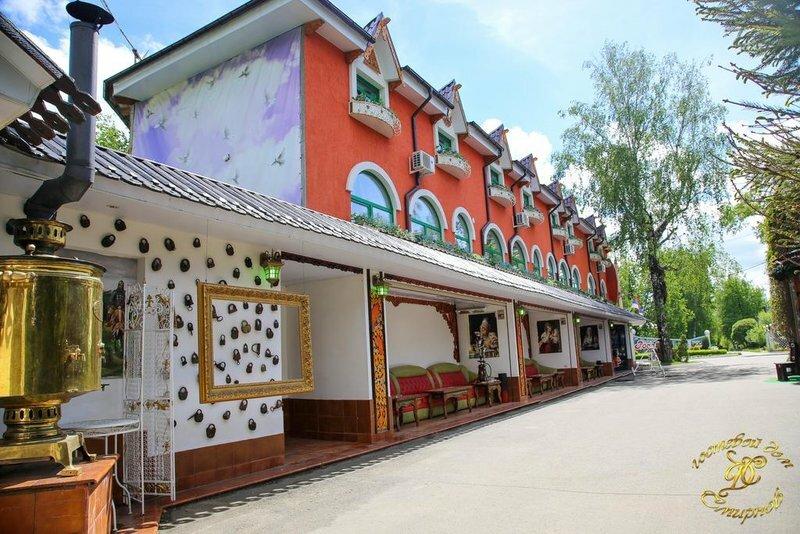 hotel — Complex Smirnov — Pushkino, photo 2