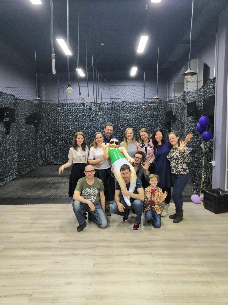 клуб виртуальной реальности — Безумная Реальность — Москва, фото №3