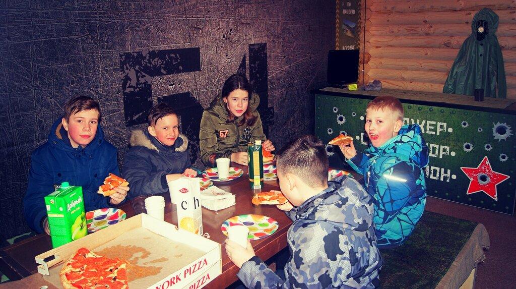лазертаг — Спортивно-тактический клуб 54 Лазертаг — Новосибирск, фото №4