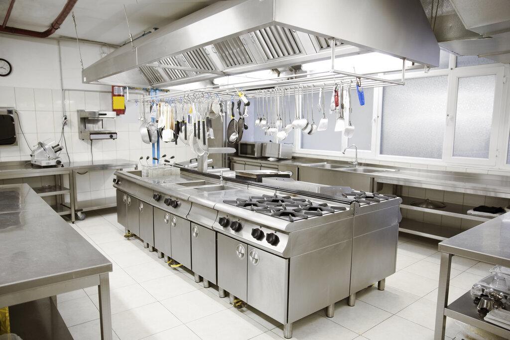 самые-самые производственная кухня фото самое большое крытое