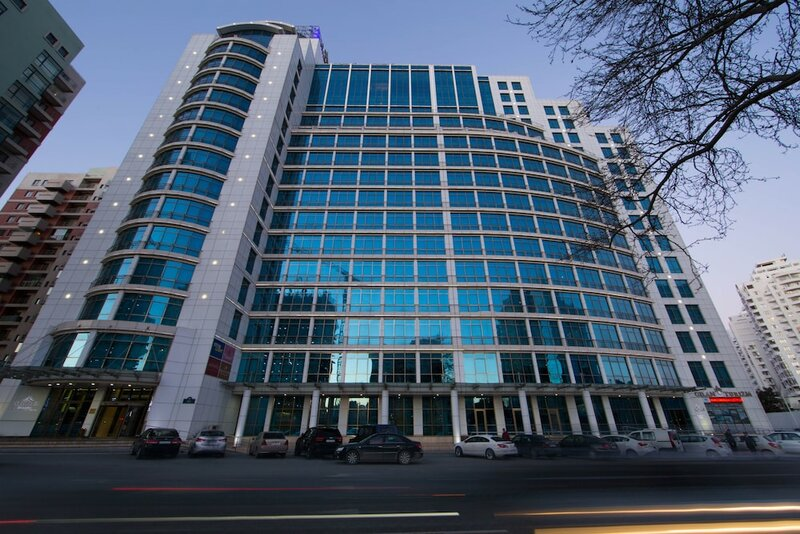 Qafqaz Baku City Hotel &