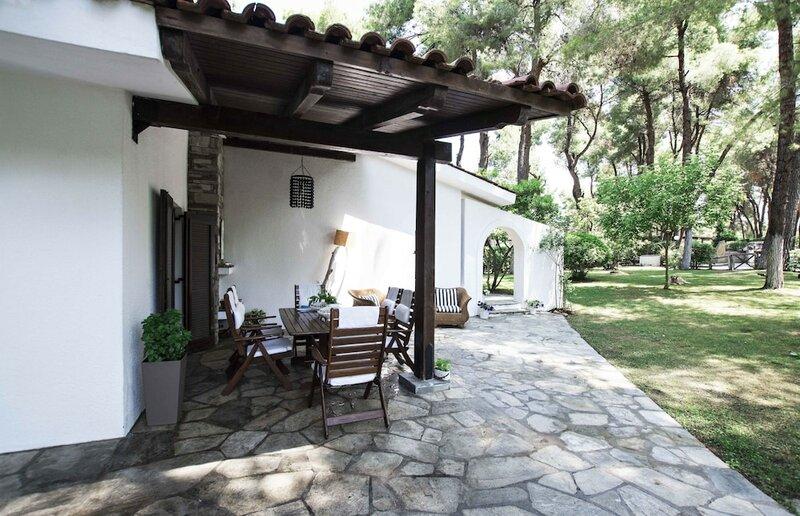Villa Iris in Sani by Jj Hospitality