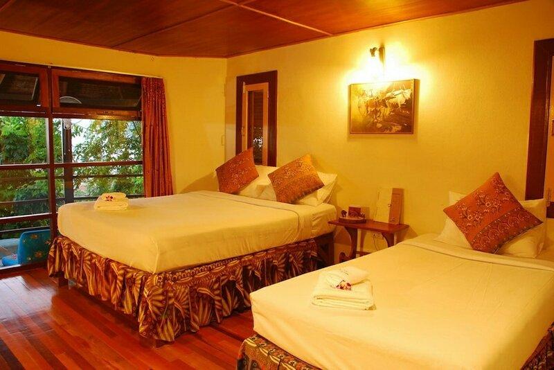 Отель Charm Churee Villa Hotel & Resort