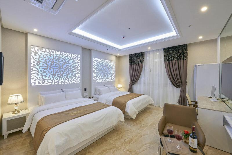 Dubai Hotel Gwangju