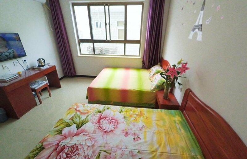 Beidaihe Wangjia Dayuan Guesthouse