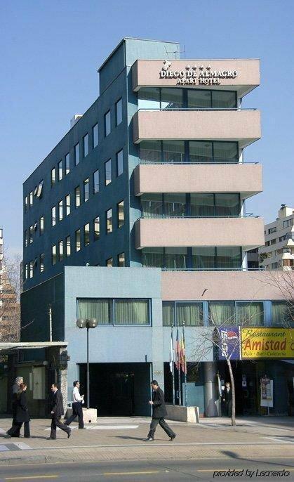 Aparthotel Diego De Almagro