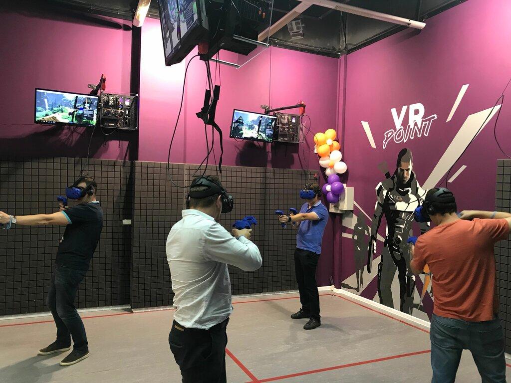 клуб виртуальной реальности — VRpoint — Москва, фото №5