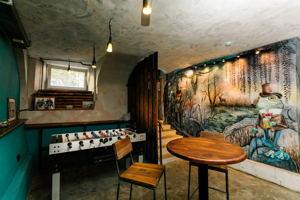 pub, bar — Mr Toad Bar — Saint Petersburg, фото №2