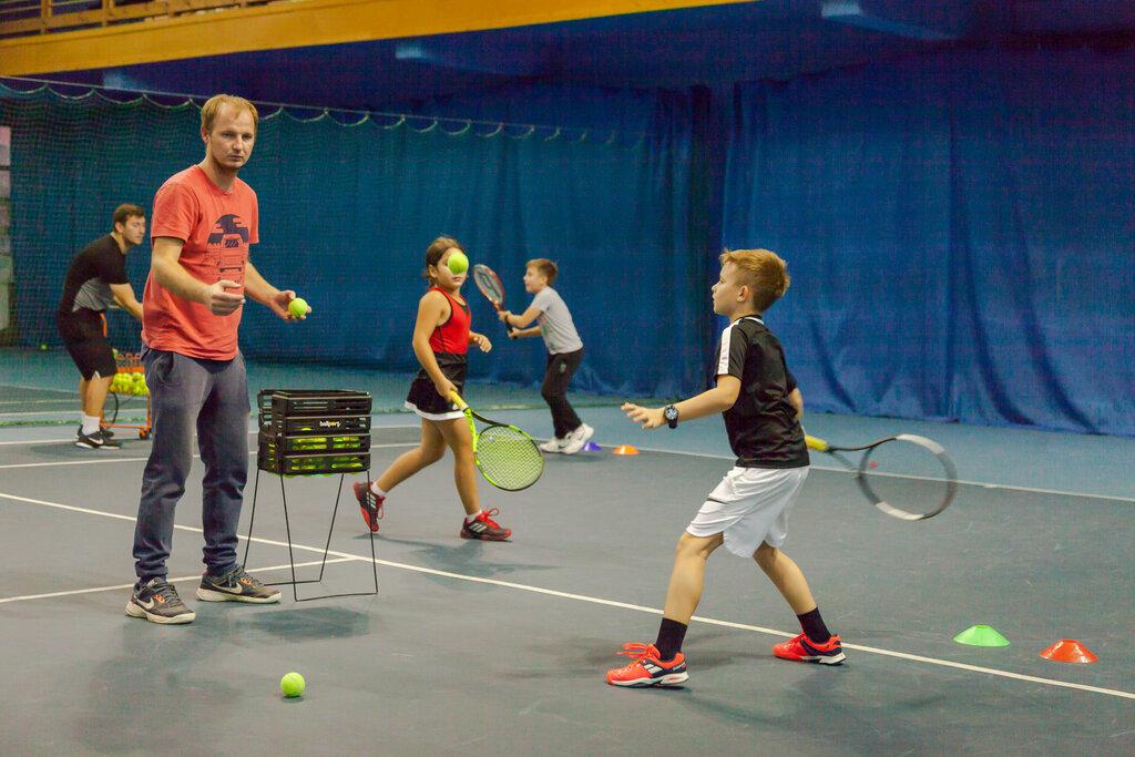 спортивный клуб, секция — Теннисный клуб Лига теннис — Москва, фото №4