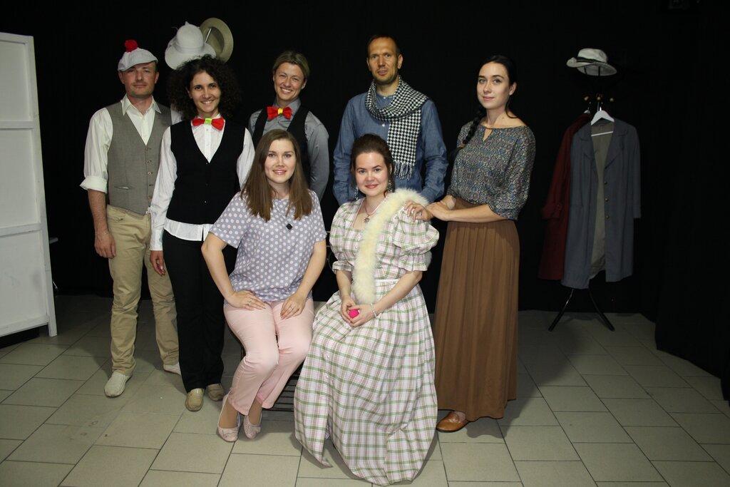 театральное и цирковое образование — Театр-студия Персонаж — Зеленоград, фото №4