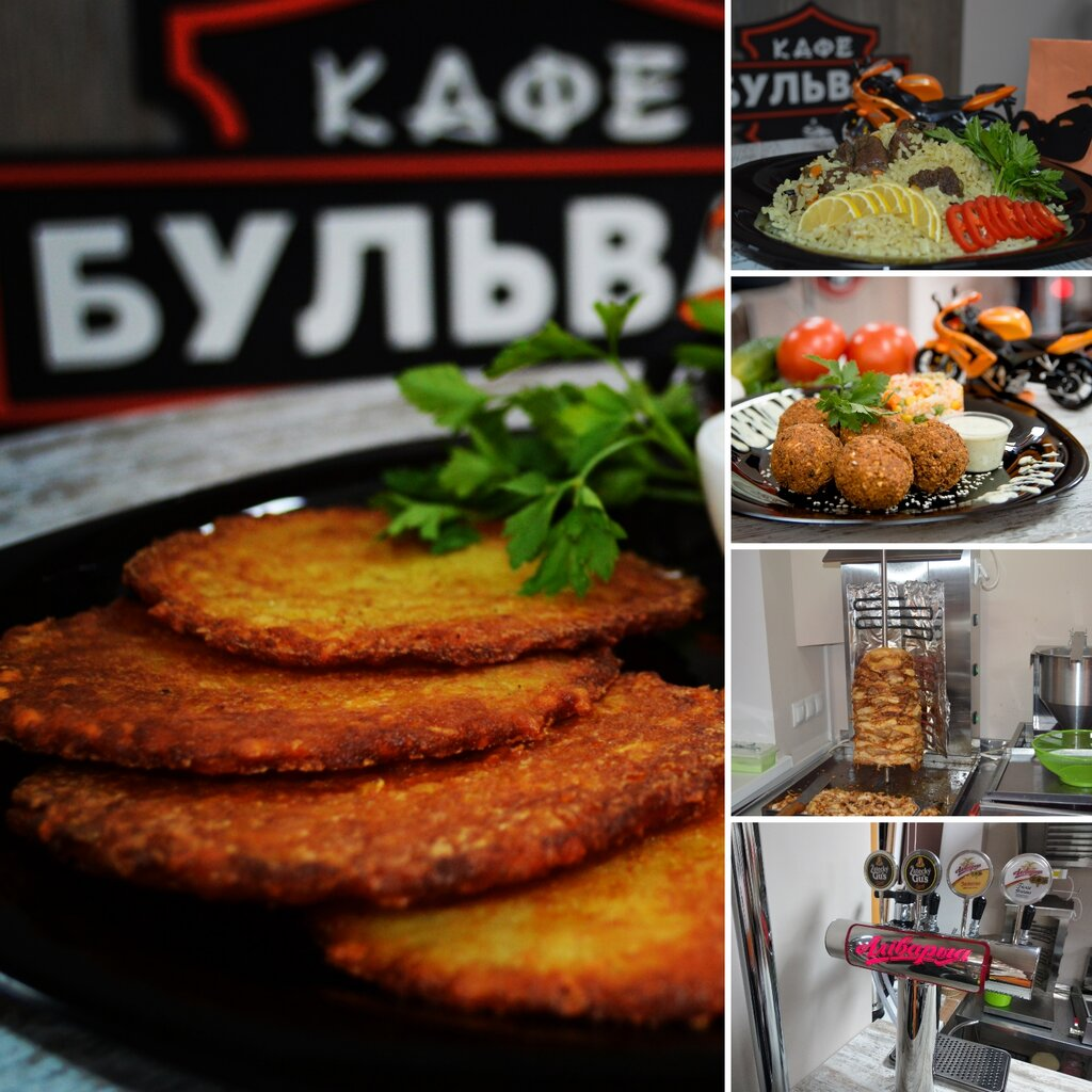 кафе — Бульвар — Витебск, фото №7