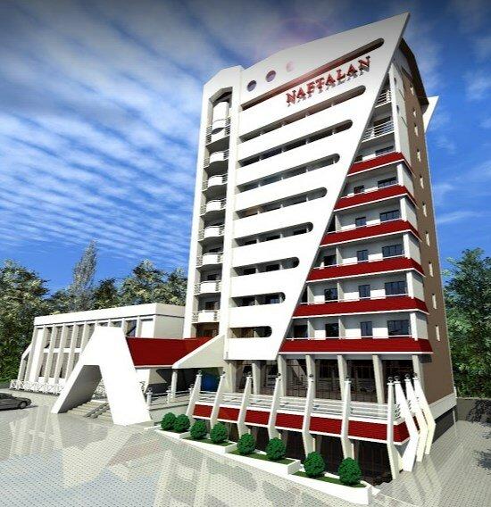 Нафталан Отель и СПА