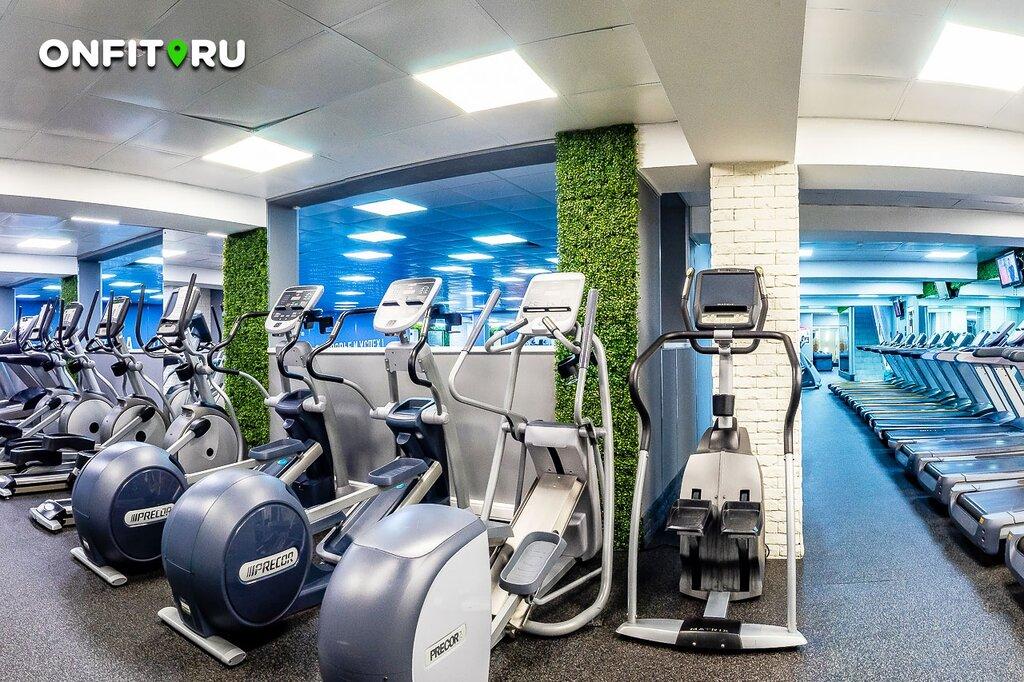 фитнес клуб динамо москва