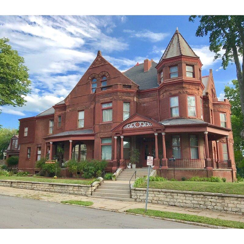 The Vineyard Mansion