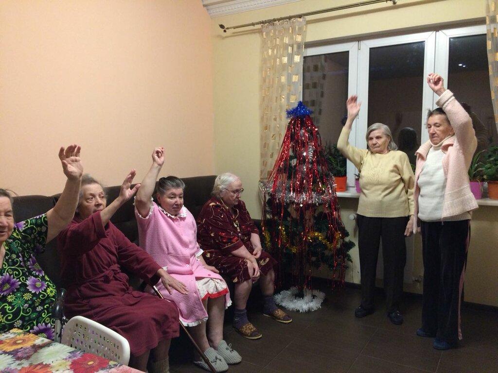 дом инвалидов и престарелых — Мирника Балашиха — Балашиха, фото №1