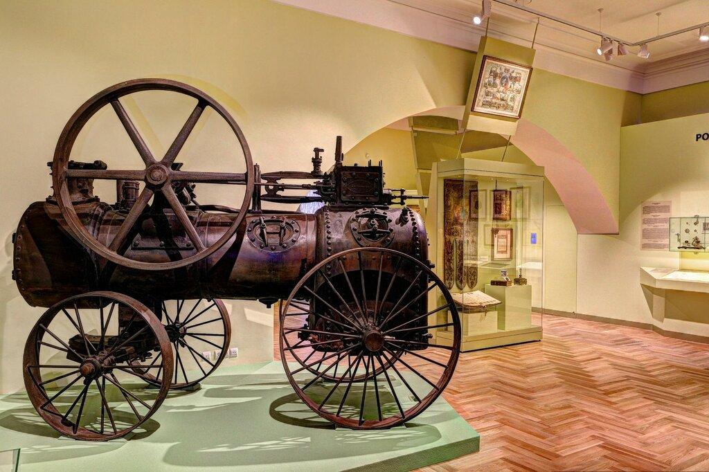 музей — Государственный центральный музей современной истории России — Москва, фото №10