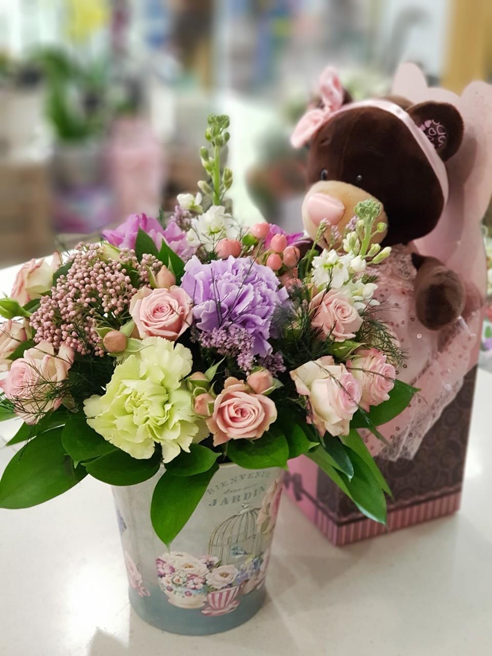 Доставка цветов юбилейный московская область