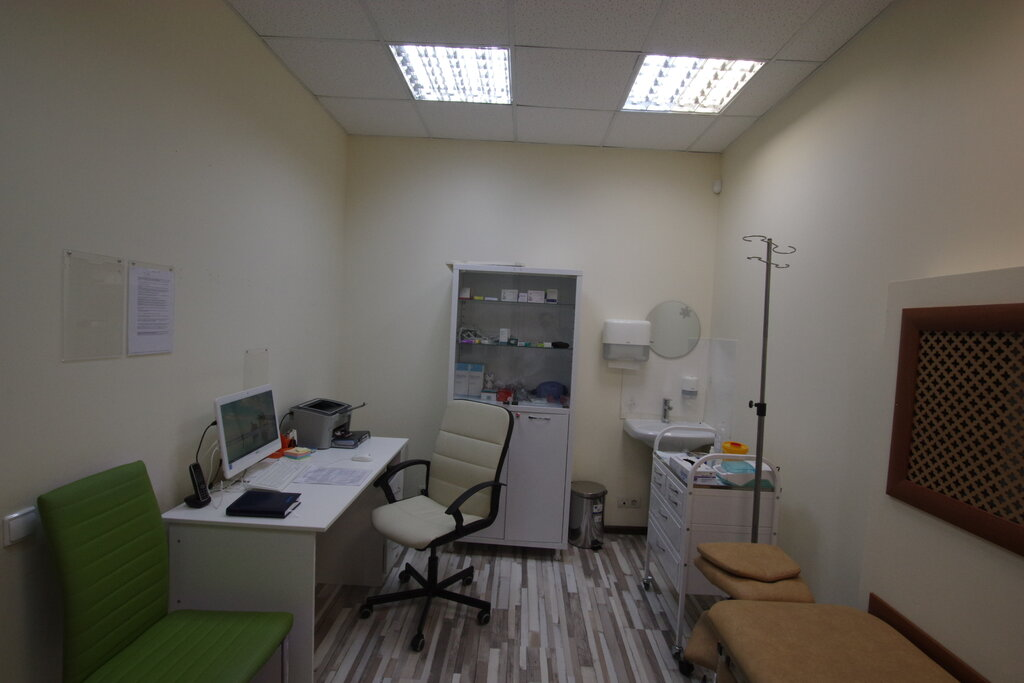 аренда медицинского кабинета в медицинском центре