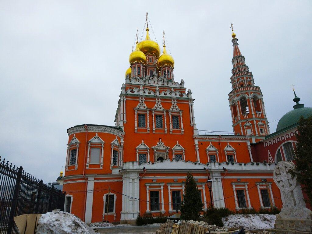 православный храм — Храм Воскресения Христова в Кадашах — Москва, фото №6