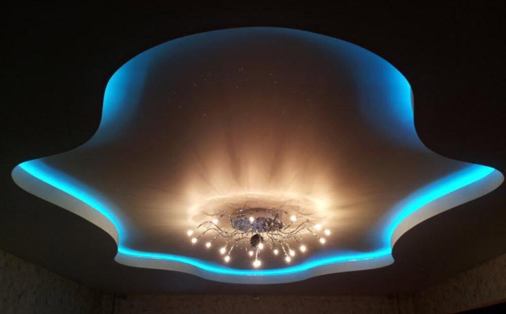 образом, фото навесных потолков со светодиодной подсветкой дуров, время уже