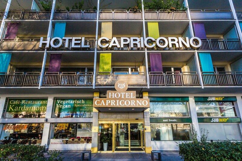 Гостиница Capricorno