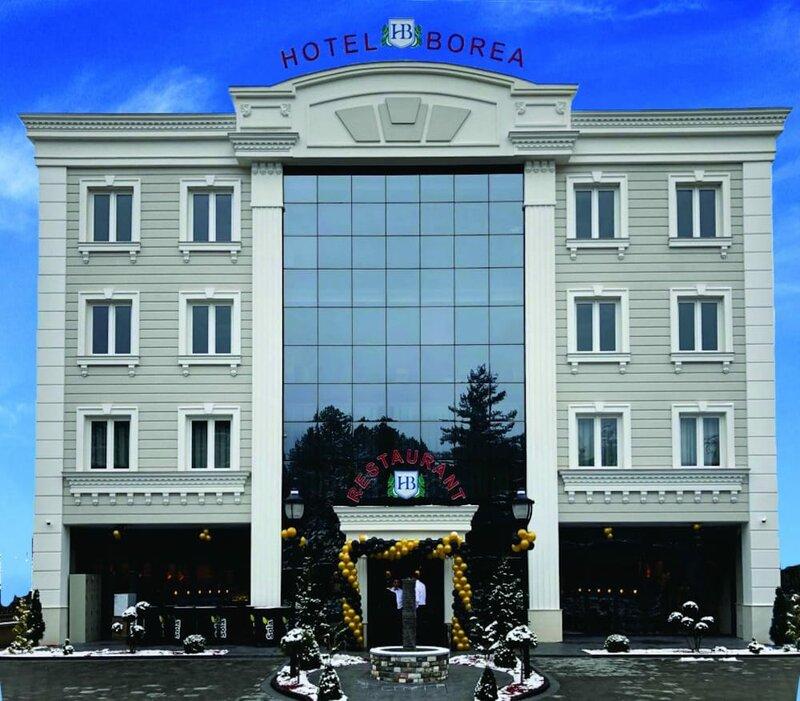 Hotel Borea Peje
