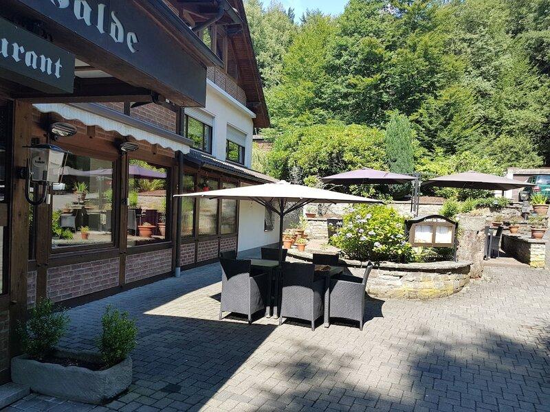Siegerlandhotel Haus im Walde